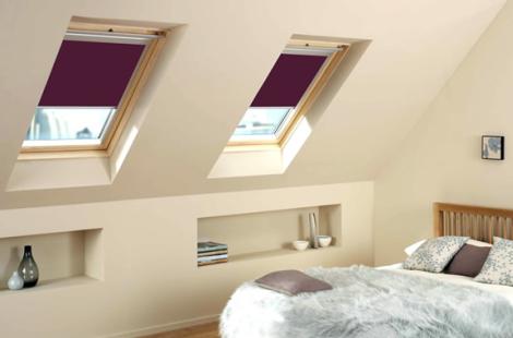 Znalezione obrazy dla zapytania rolety dachowe